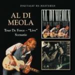 Al Di Meola Tour De Force Live / Scenario