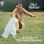 Rod Stewart An Old Raincoat Won't Ever Let You Down