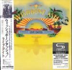 Wishbone Ash Live Dates Vol. 1