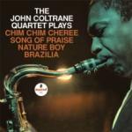 John Coltrane The John Coltrane Quartet Plays