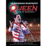 Queen Hungarian Rhapsody: Live In Budapest 1986