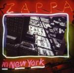 Frank Zappa Zappa In New York