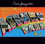 Bruce Springsteen Greetings From Asbury Park, N. J