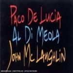Al Di Meola The Guitar Trio