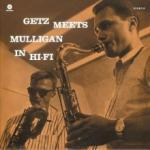 Stan Getz Getz Meets Mulligan In Hi-Fi (180g)