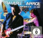 Pat Travers Boom Boom At House Of Blues (CD + DVD)
