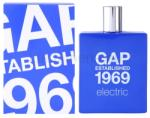 GAP Established 1969 Electric EDT 100ml Parfum
