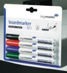 Legamaster Táblafilc TZ 1, 4 szín (LM7-110094)