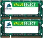 Corsair Notebook Value 4GB (2x2GB) DDR2 800MHz VS4GSDSKIT800D2
