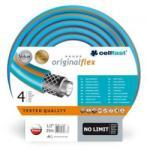 """Cellfast Original Flex (30bar)csavarodásmentes locsolótömlő 1/2"""" 25m"""