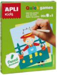 Apli Kids Mini játékok - Pontról pontra színező Apli Kids