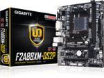 GIGABYTE GA-F2A88XM-DS2P Placa de baza