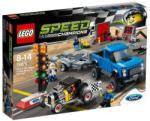 LEGO Speed Champions - Ford F-150 Raptor és Ford Model A Hot Rod (75875)