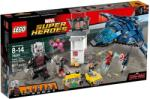 LEGO Marvel Super Heroes - Szuperhős repülőtéri összecsapás (76051)
