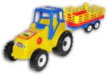 UNGARIA Tractor cu remorca (213)