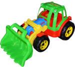 UNGARIA Tractor excavator mare (275)