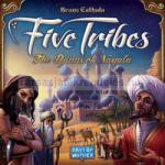 Days of Wonder Five Tribes - Nagala dzsinnjei
