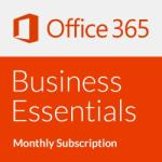 Microsoft Office 365 Business Essentials (1 Month) BD938F12-058F