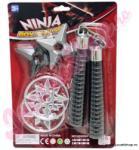 UNIKATOY Set ninja cu accesorii