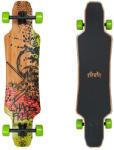 Area Chaos Free Longboard Skateboard