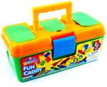 Kid's Toys Kid's Dough - Színes gyurmakészlet műanyag dobozban - 4 tégelyes