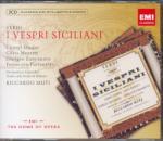 EMI Verdi: I Vespri Siciliani - 3 CD