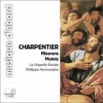 Harmonia Mundi Charpentier: Miserere, Motets