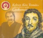 Hangzó Helikon Kobzos Kiss Tamás: Csokonai - verseskötet CD-melléklettel