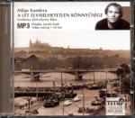 TITIS Milan Kundera: A lét elviselhetetlen könnyűsége MP3 - László Zsolt előadásában