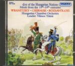 HUNGAROTON A magyar nemzet öröme - Zene a XVIII-XIX. századból (Csermák, Rózsavölgyi, Wranitzky)