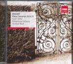 EMI Wolfgang Amadeus Mozart: Concerto for Piano K. 466, 488