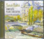 BRILLIANT Saint-Saens: Complete Piano Concertos - 2 CD