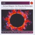 SONY MUSIC Richard Wagner: Der Ring des Nibelungen - 14 CD