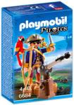 Playmobil Kalóz Lórival, a papagájjal (6684)