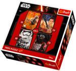 Trefl Star Wars: A jó és a rossz 4 az 1-ben puzzle (34263)
