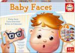 Educa Baby Faces - Oktató puzzle kicsiknek: Arcok (15864)