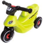 Simba BIG fekete-zöld lábbal hajtós motor - Simba Toys