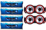 G.SKILL Ripjaws4 16GB (4x4GB) DDR4 3400Mhz F4-3400C16Q-16GRBD
