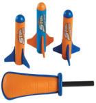 Zing Arme de jucarie - Zing - Lansator cu 3 rachete colorate PopRochetz ZING