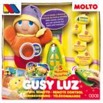 Molto Papusi - Molto - Papusa Gusy cu telecomanda (9541) Papusa