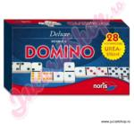 Simba Deluxe Double 6 Domino - Noris Joc de societate