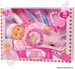 Flair Toys Bambolina Mia păpuşă cu sunet 36 cm (BD1308S) Papusa