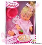 Flair Toys Bambolina Nena păpuşă în 2 variante de 42 cm (BD329P) Papusa