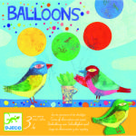 DJECO Baloane colorate (DJ08452) Joc de societate