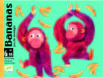 DJECO Banane - Joc de strategie (DJ05199) Joc de societate