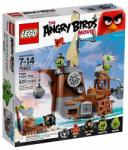 LEGO The Angry Birds Movie - Malac kalózhajó (75825)