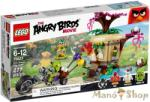 LEGO The Angry Birds Movie - Madár szigeti tojáslopás (75823)