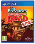 Team 17 The Escapists The Walking Dead Edition (PS4) Software - jocuri