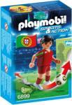 Playmobil Portugál labdarúgó (6899)