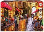 Educa Cafe street 8000 db-os (16788)